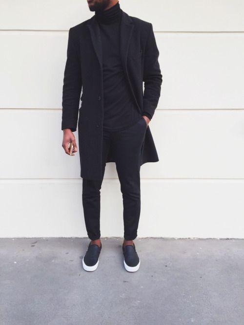 le noir en street style classe  http://www.womenswatchhouse.com/