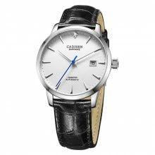 Cadisen C8097 Men Stainless Steel Brand Clock Automatic Watch