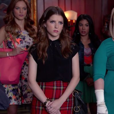 Outfit worn by Beca Mitchell in Pitch Perfect 2!
