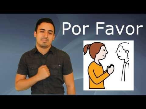 Vocabulario Básico 1 - Abecedario Lengua de Señas Colombiana LSC - YouTube