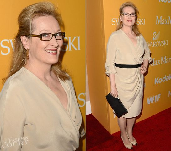 Meryl Streep in MaxMara