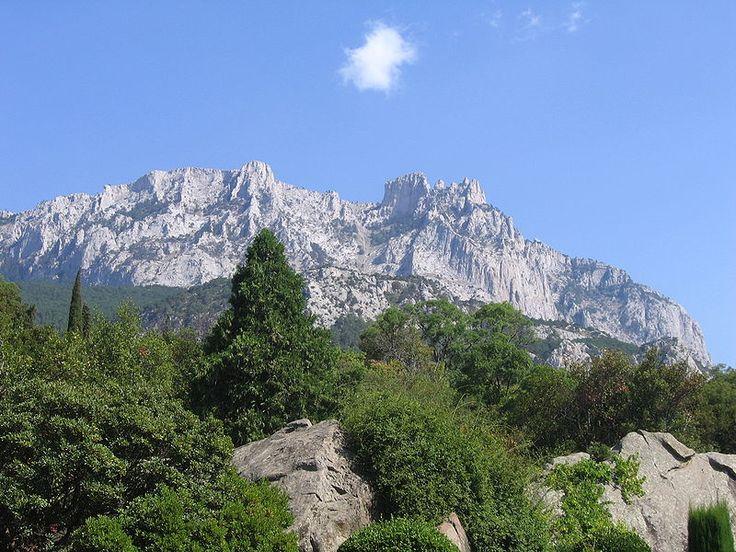 The Mount Ay-Petri