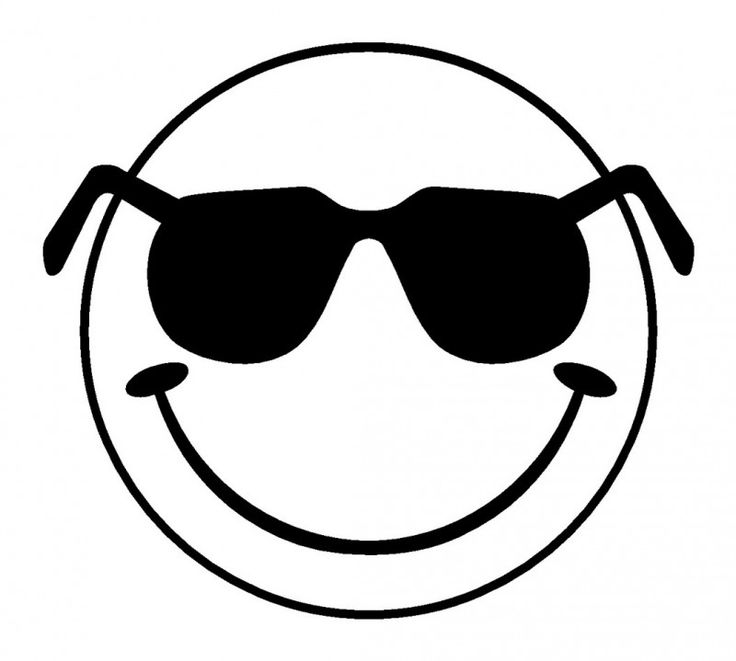 smiley  funny face drawings emoji coloring pages vinyl