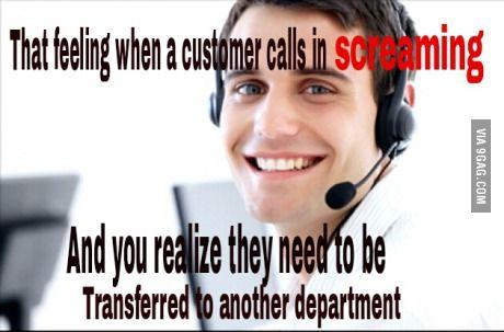 Customer Service --- yesssssssssssss