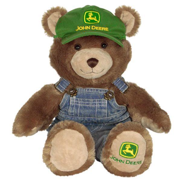 John Deere Teddy Bears : Best images about aww build a bear on pinterest plush