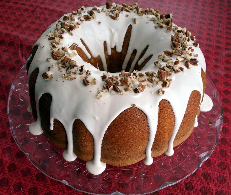 Hunk Of Chocolate Cake And Milk