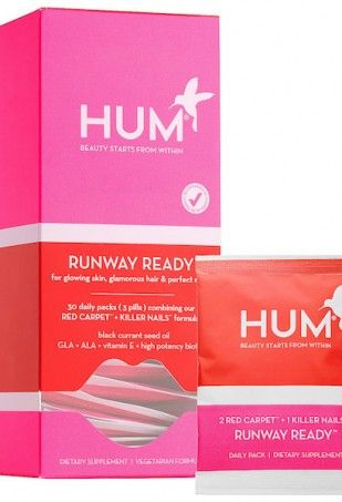 @thefashionspot Everything You Need to Know About Taking Biotin for Hair Growth - recommends HUM Runway Ready