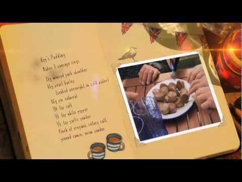 Ade in Britain: Staffordshire Yeomanry Pudding - 190313 - YouTube