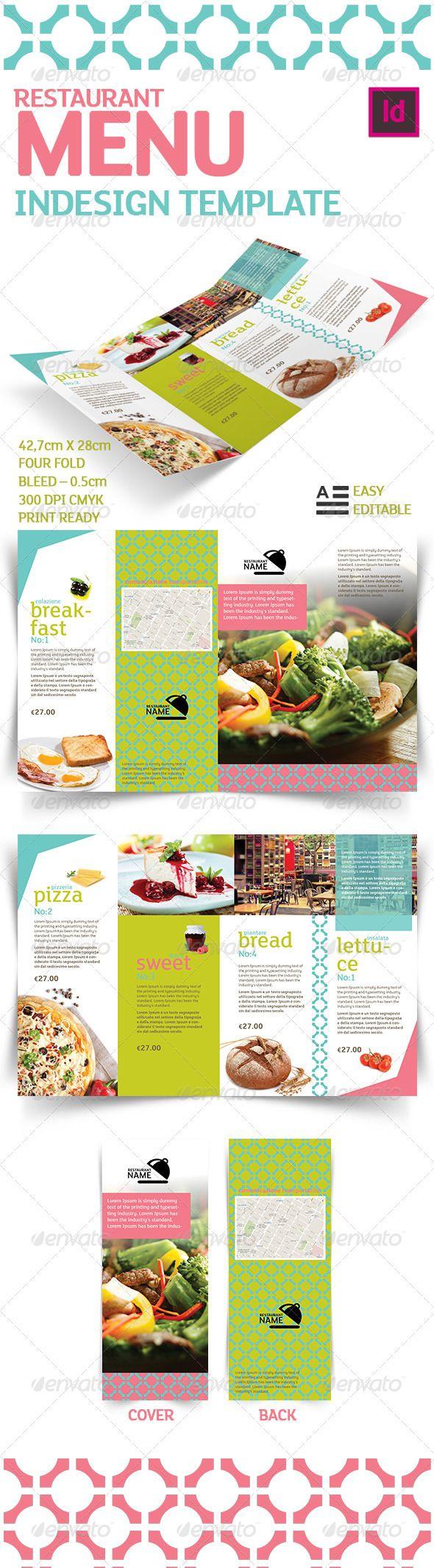 Restaurant Menu Indesign Template - Food Menus Print Templates Download here : http://graphicriver.net/item/restaurant-menu-indesign-template/5744939?s_rank=1292&ref=Al-fatih