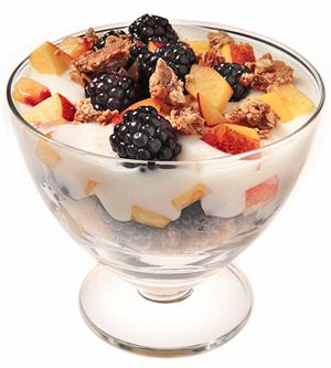 Easy and healthy yoghurt