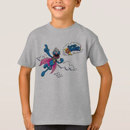 Vintage Super Grover T-Shirt - tap, personalize, buy right now!