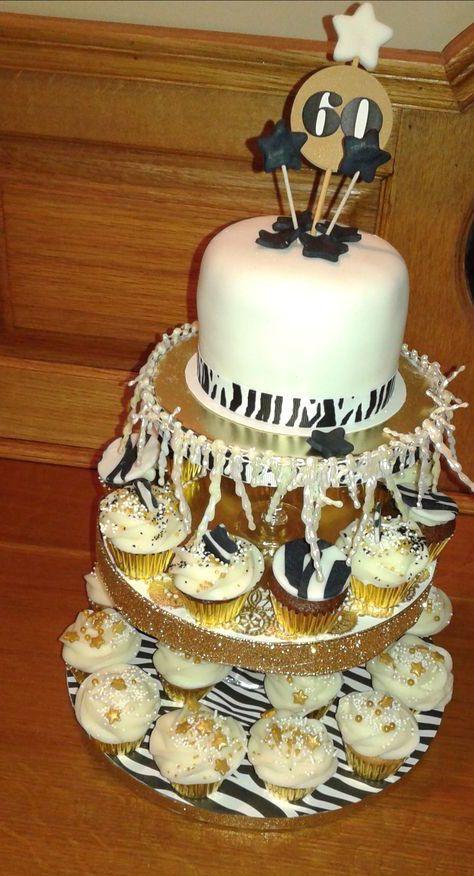 Zebra cupcakes Order from carolsjustdesserts@gmail.com