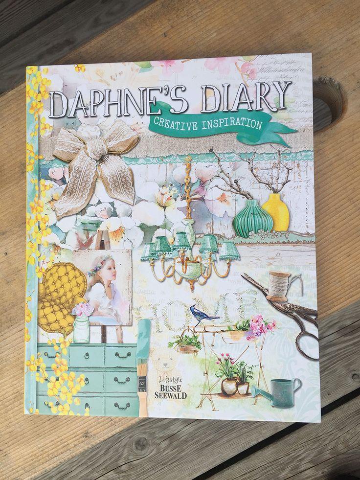 Daphne's Diary Buch Creative Inspiration (Deutsch)