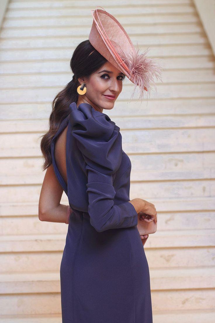 Mejores 64 imágenes de Moda en Pinterest | Sombreros, Vestidos boda ...