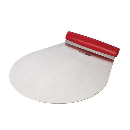 Cake Boss Stainless Steel Tools - 9-Inch Cake Lifter - Red #59406 - PotsandPans.com