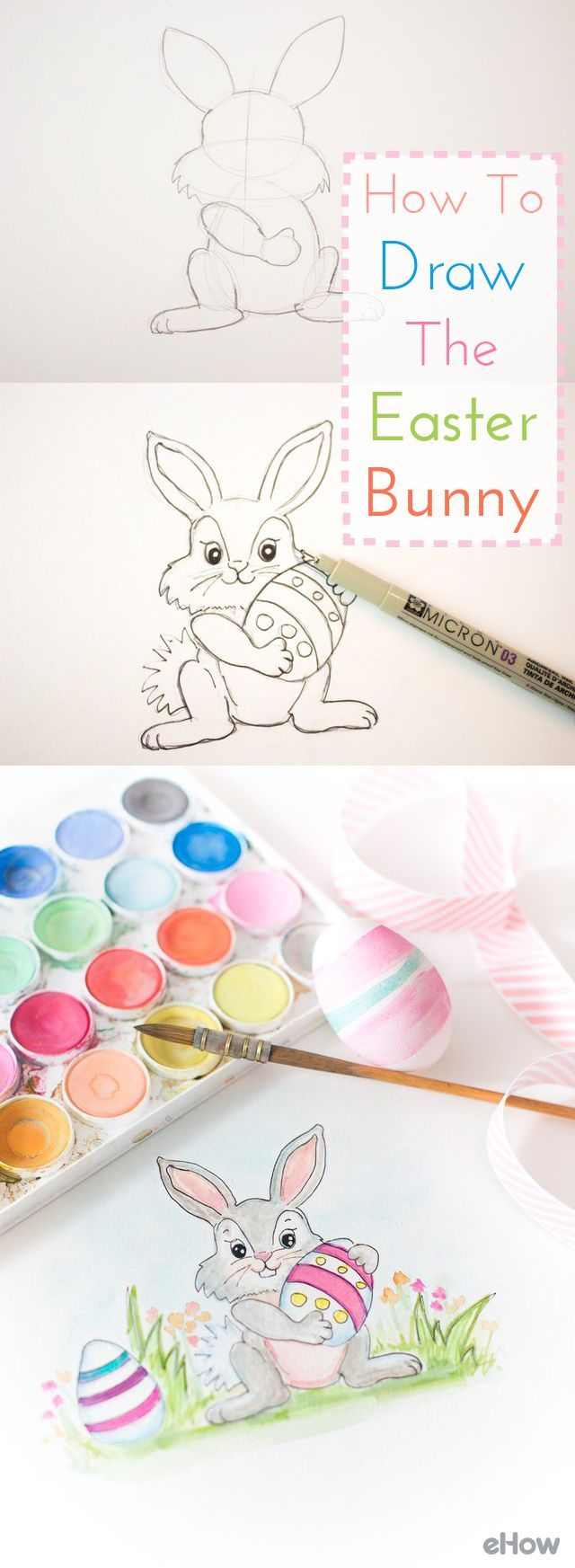 Learn how to try the cutest little bunny no matter how old (or young!) you are with this easy to follow tutorial! http://www.ehow.com/how_3390981_draw-easter-bunny.html?utm_source=pinterest.com&utm_medium=referral&utm_content=freestyle&utm_campaign=fanpage