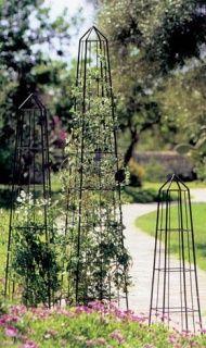 Výsledek obrázku pro opora pro popínavé rostliny