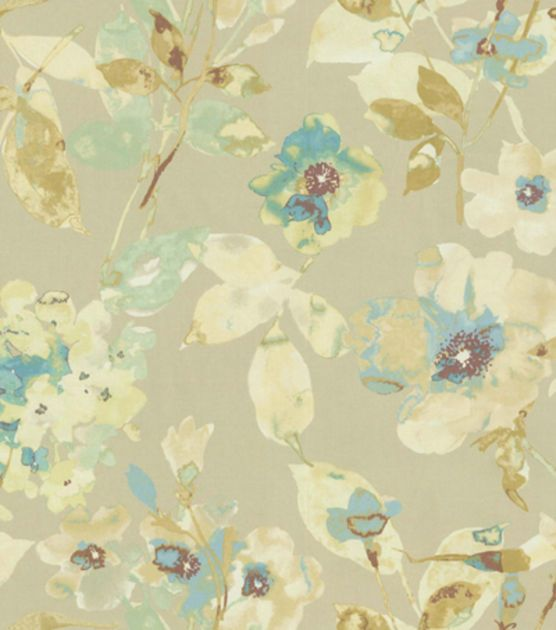 Hgtv Home Upholstery Fabric Color Study Glacier Master
