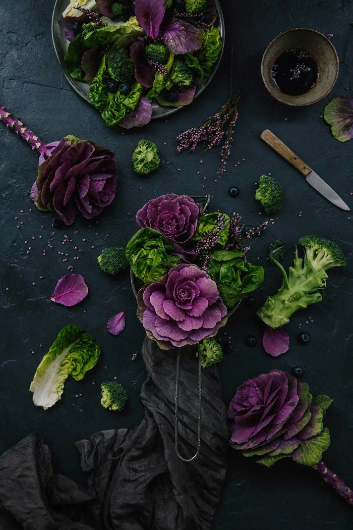 Comme Soie – Food & Styling Concepts // Food Photography // Food Styling // Food Blogger // Food Stylist // Food Phptogrspher // Cabbage Salad // Food Blog // Recipe