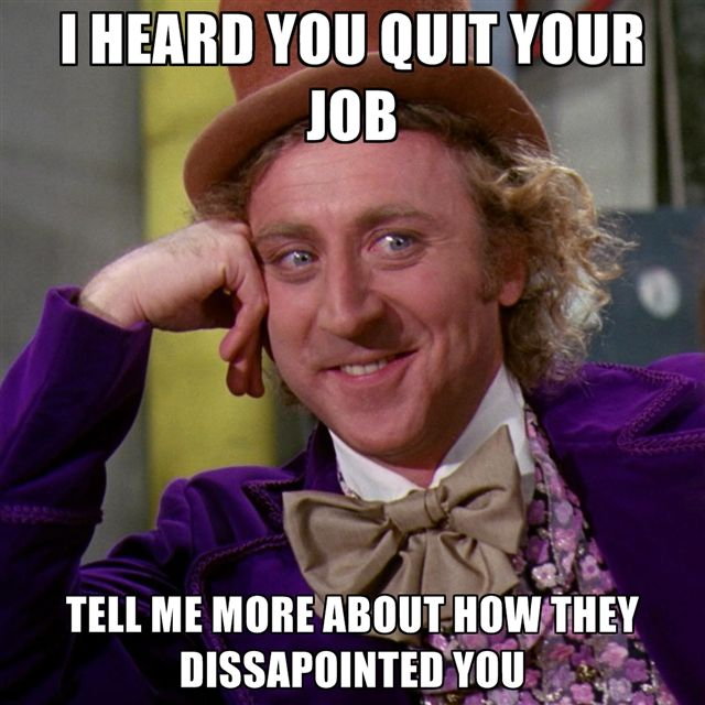 9 best Quitting your job images on Pinterest Quitting your job - when to quit your internship