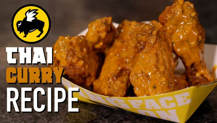 Buffalo Wild Wings Thai Curry Copycat Recipe