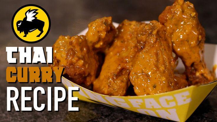 Buffalo Wild Wings Thai Curry Copycat Recipe