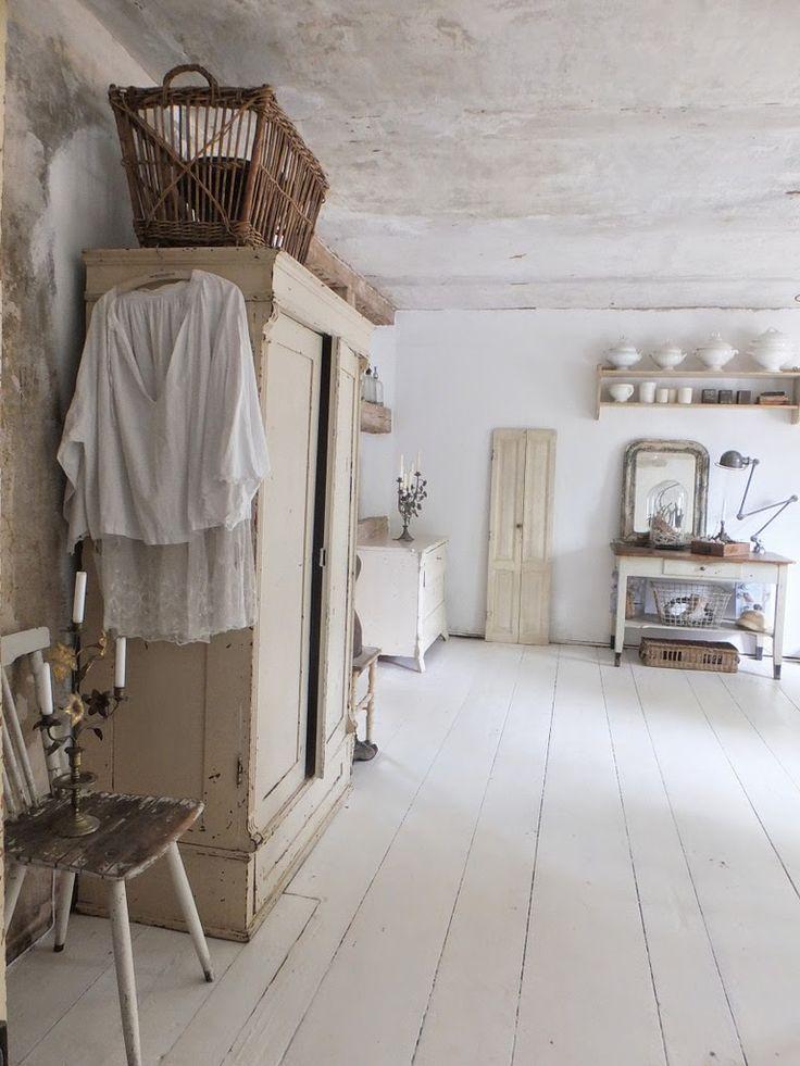 Riciclo in stile Shabby in un appartamento in Germania