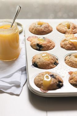 An image of Blueberry and Lemon Muffins