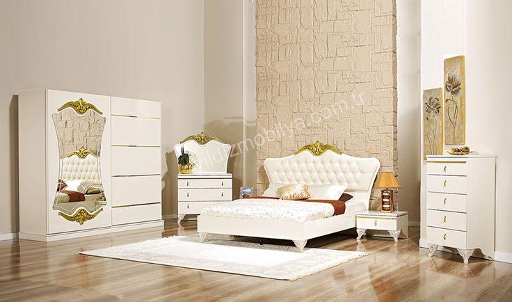 Akasya Yatak Odası Avangarde Ve Modern Tasarımlar Akasya Yatak Odasında Buluşuyor. En Güzel Yatak Odaları Yıldız Mobilya da http://www.yildizmobilya.com.tr/akasya-yatak-odasi-pmu5466 #bed #bedroom #trend #avangarde #mobilya #dekorasyon #kadın #home #ev http://www.yildizmobilya.com.tr/