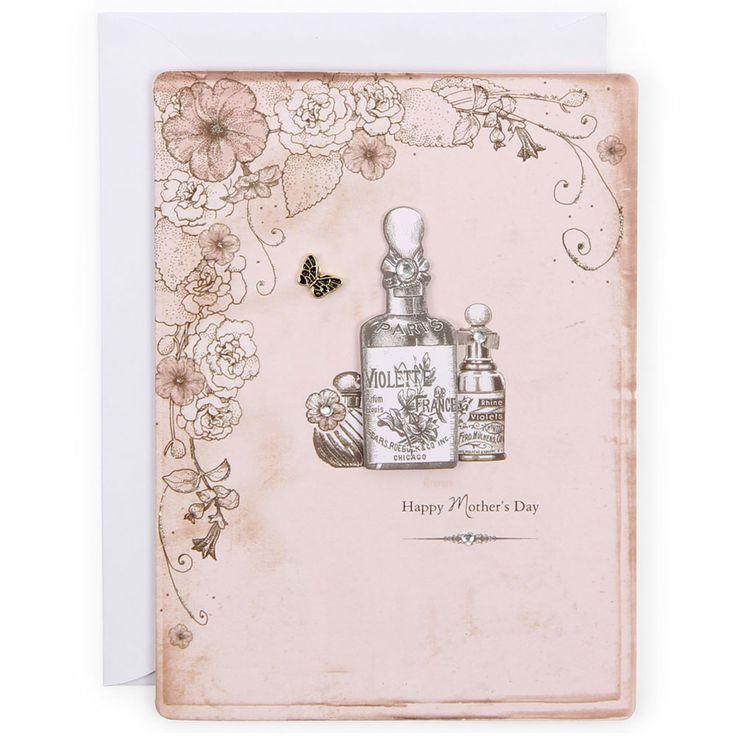 9 best Perfume Bottle cards images on Pinterest  Perfume bottle, Perfume bottles and Card making