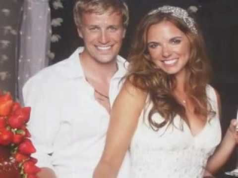 Pictures of Jodi Albert & Kian Egan of Westlife. Description from…