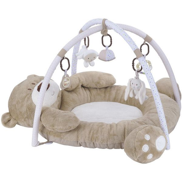 Mothercare Much Loved Playmat ($27) found on Polyvore