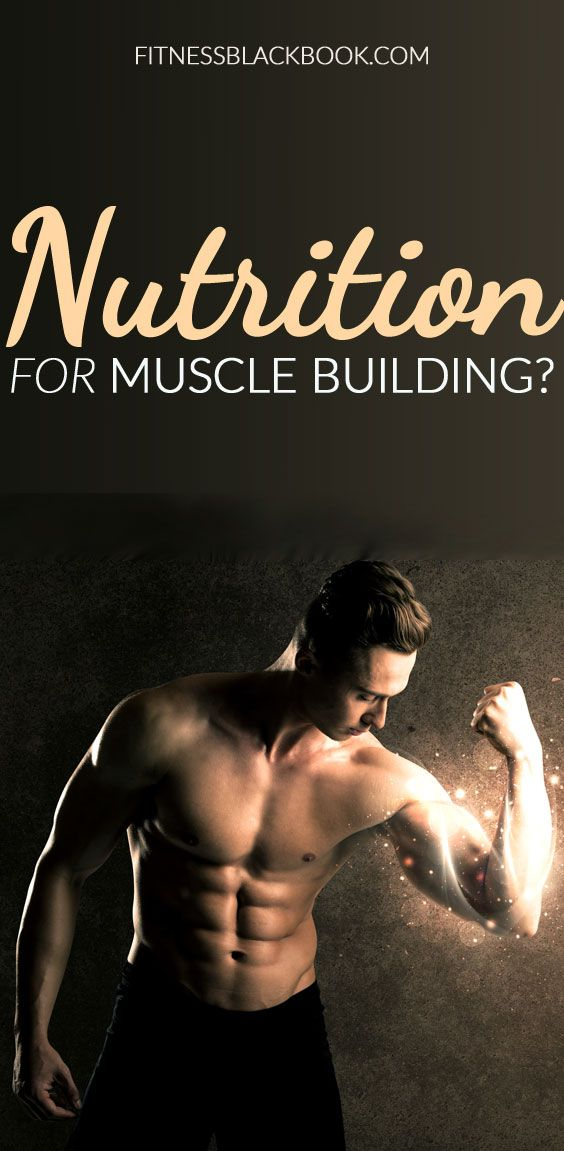 How big of a role does nutrition play when it comes to building muscle mass.