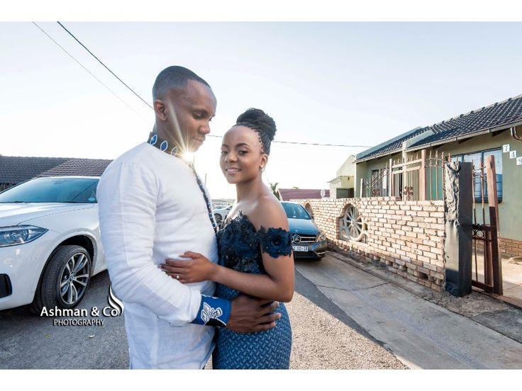 A Stylish Tswana Wedding