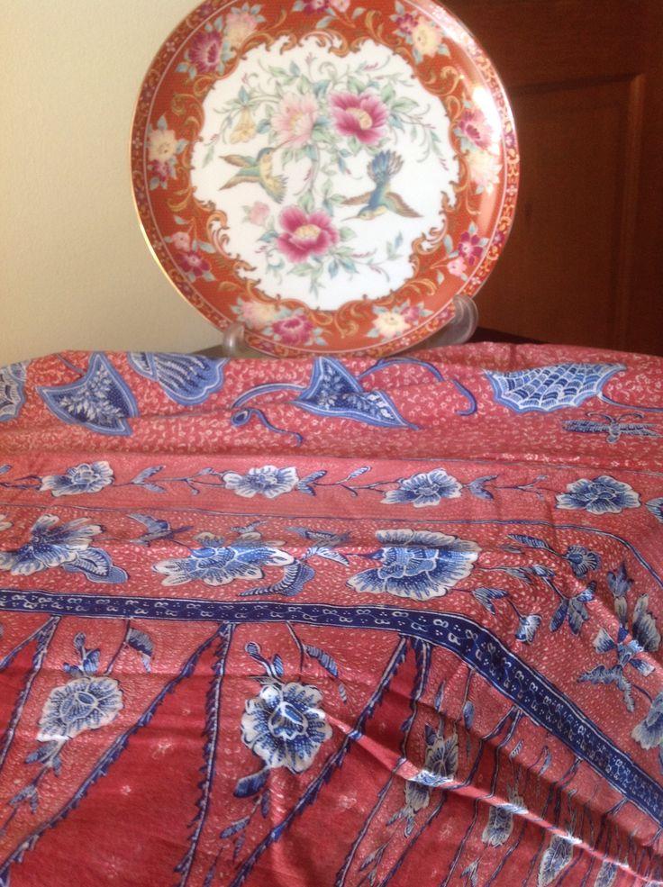 handdrawn coastal batik from Pekalongan, alvienalfan batik in facebook