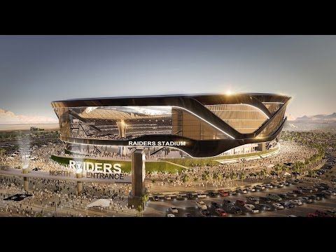Raiders New Football Stadium Las Vegas