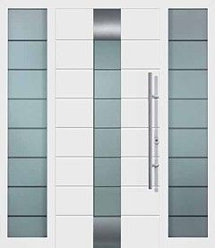 contemporary composite front doors - Google Search