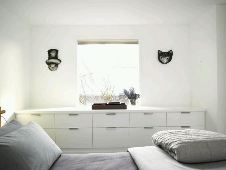 bedroom built ins for the home pinterest. Black Bedroom Furniture Sets. Home Design Ideas