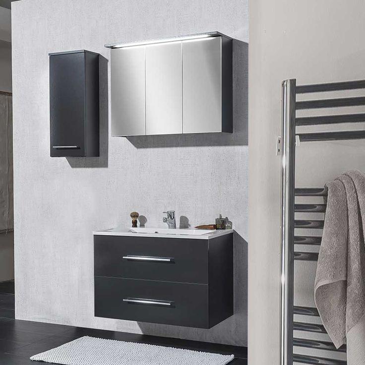 Die 25 besten ideen zu badezimmer anthrazit auf pinterest for Anthrazit badezimmer