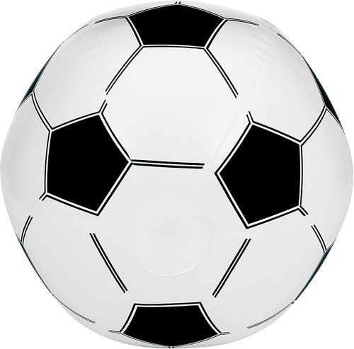 Inflatable PVC Football - Perfect promotional gift for kids!