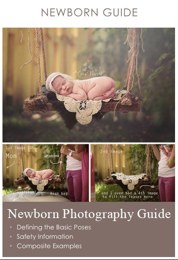 Newborn Photography Guide from THE BEST newborn photography forum and resource! This guide is constantly updated and includes content from Stephanie Robin, Brittany Woodall, Cris Passos, & more! Please re-pin to support the continued growth of this guide... #NewbornPhotography