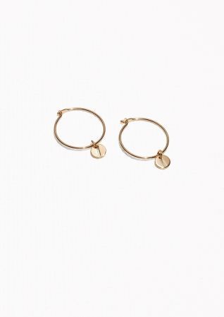 & Other Stories | Plate Earrings