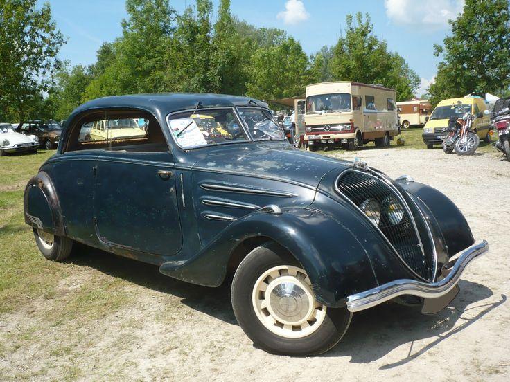PEUGEOT 402B coach 1939