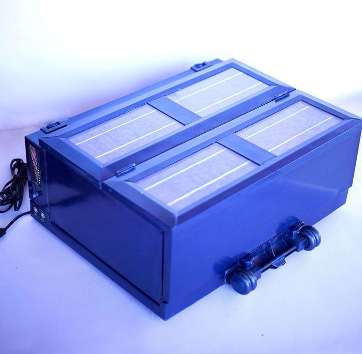 Anywhere Fridge: Portable, Collapsible, Solar powered Fridge-Freezer & Warmer! | Indiegogo