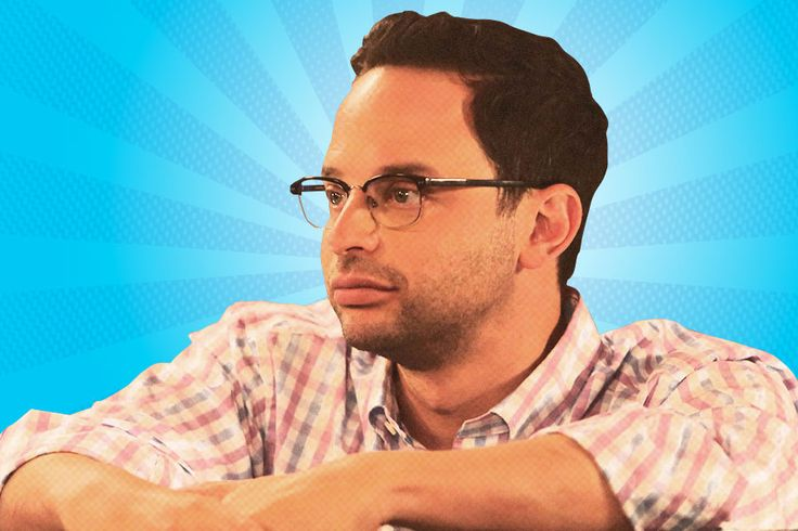 A Complete List of Nick Kroll's Ruxin Putdowns on The League hahaha he is my favorite on this show