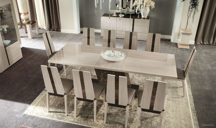 Wonderful 10 Chair Dining Table