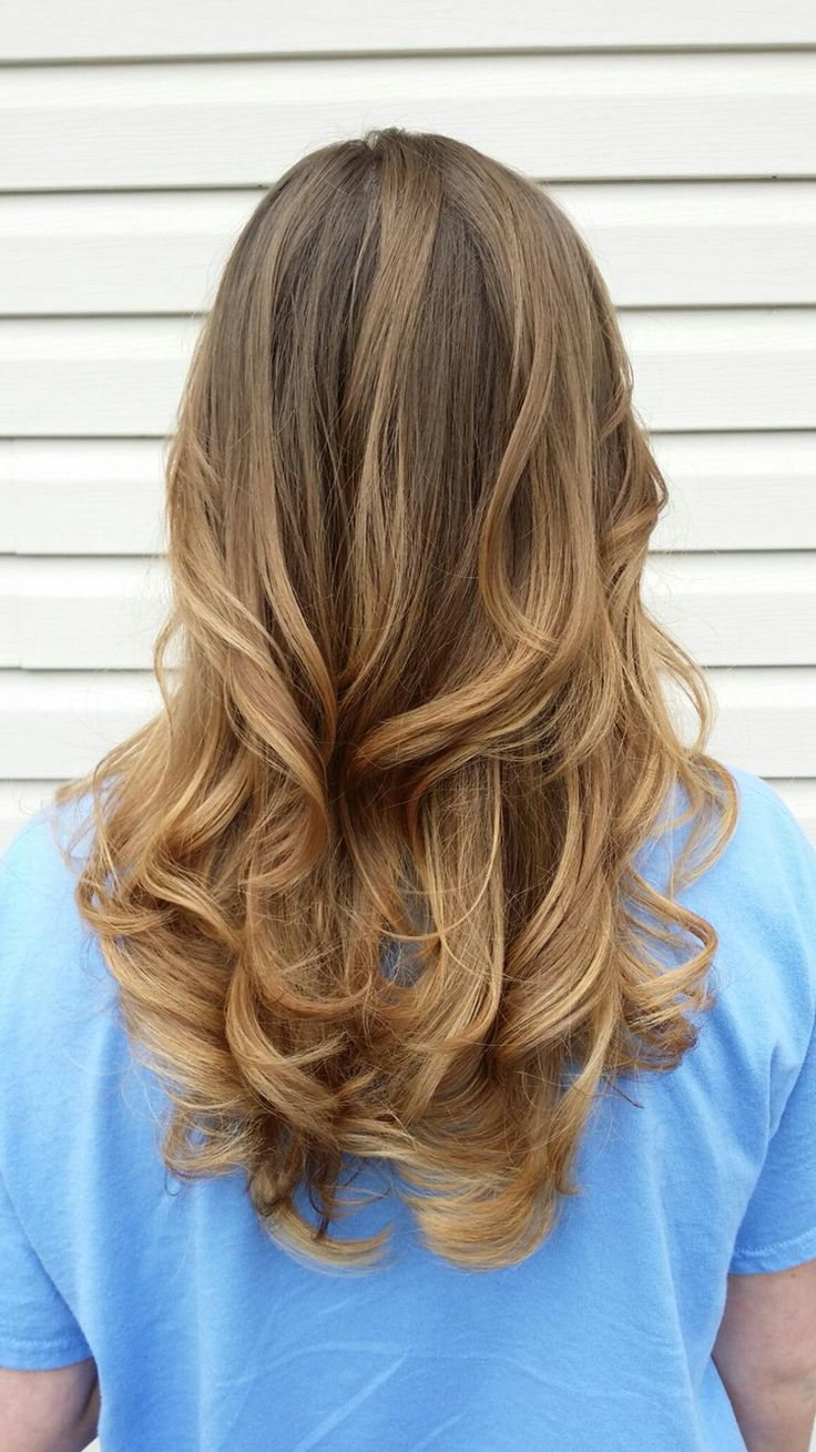 10 best ideas about light brown ombre on pinterest