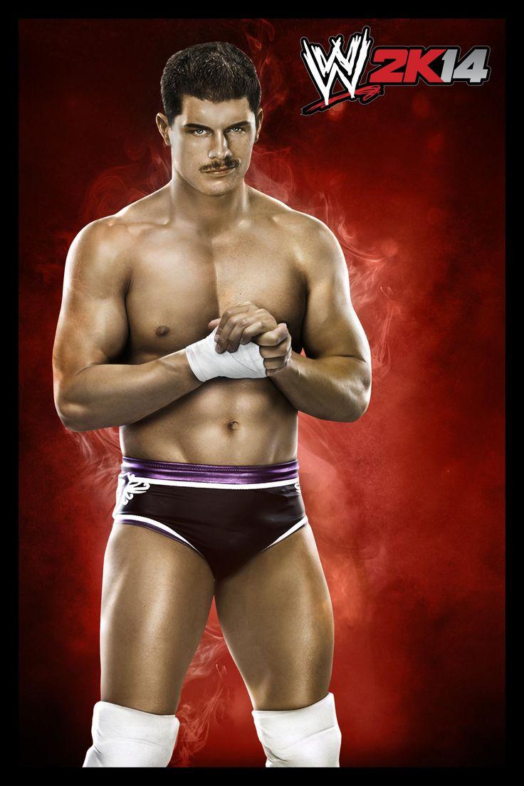 WWE 2K14 Cody Rhodes