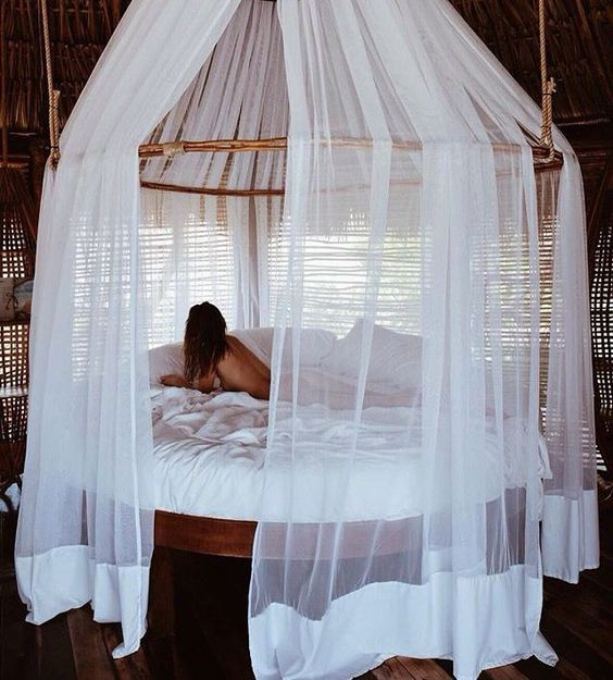 10 Best Ideas About Girls Bedroom Canopy On Pinterest: 25+ Best Ideas About Round Beds On Pinterest