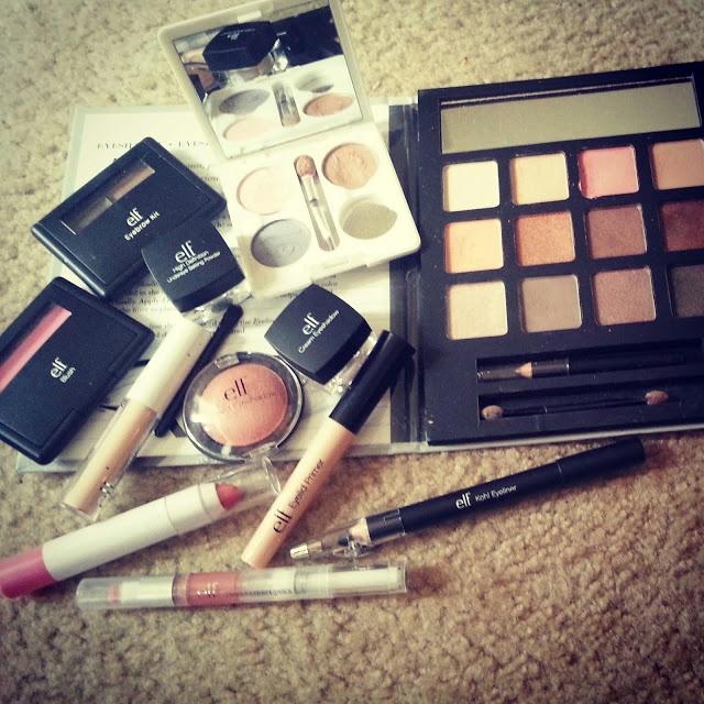 Elf makeup #elfcosmetics #elf